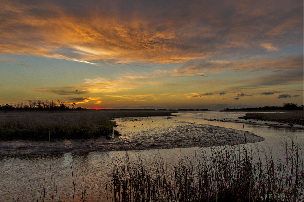 Honorable Mention: Sunset - John Oesterling