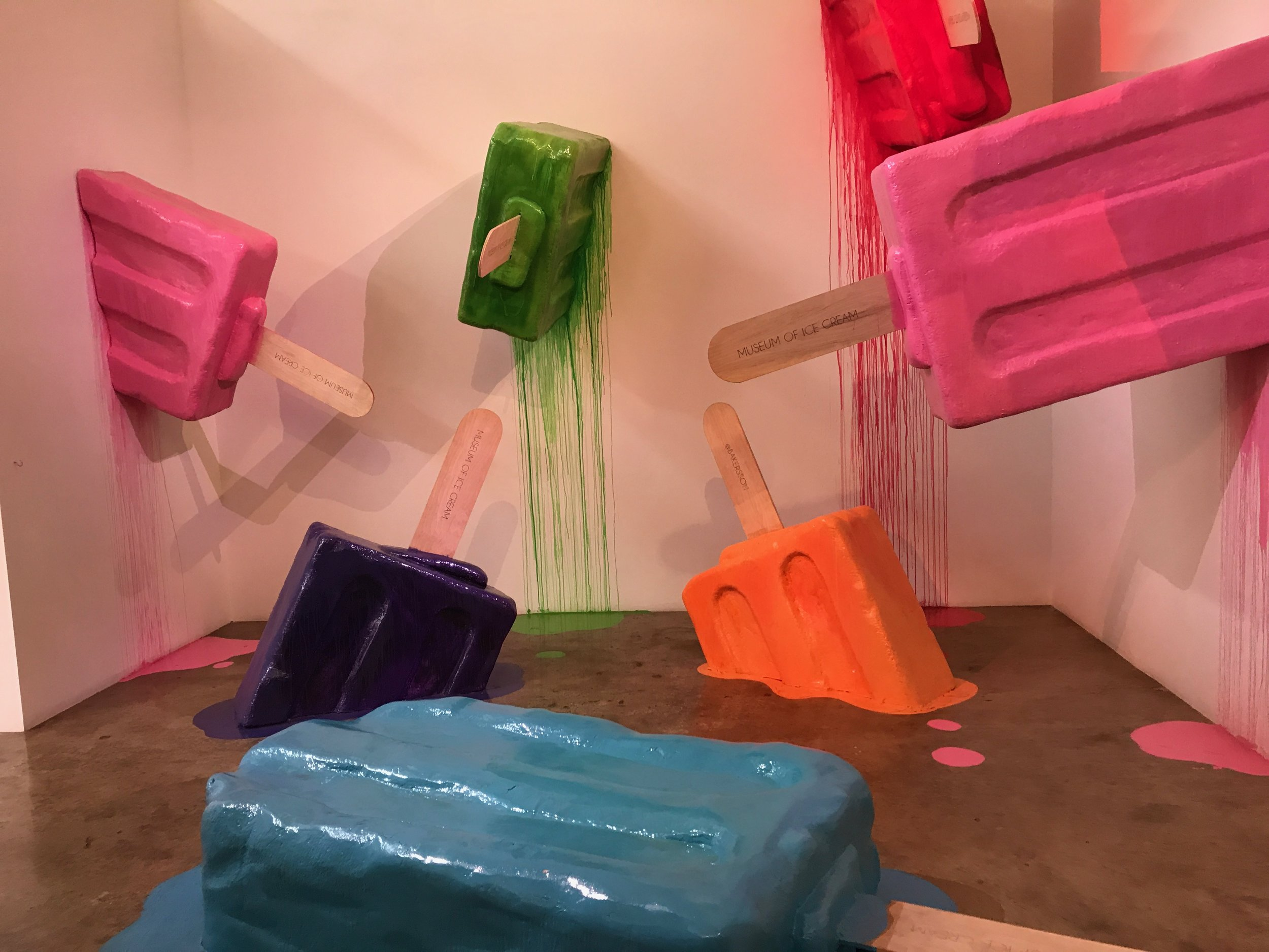 The infamous popsicle room