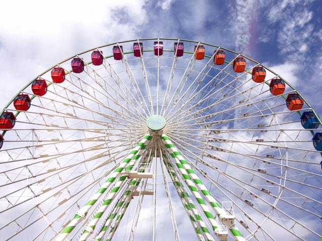 Ferris Wheel by Chic Travels