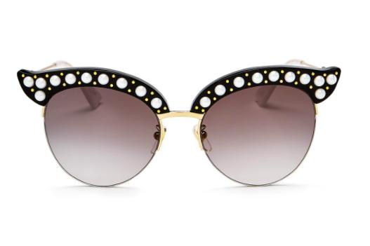 Gucci Cat-Eye Sunglasses. $830