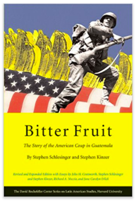 Bitter Fruit by Stephen Schlesinger
