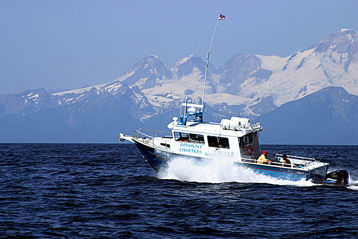 Networking Fishing trip - Join select VIPs for an additional exclusive day of networking while enjoying the views of beautiful AlaskaAdditional Cost to Attend