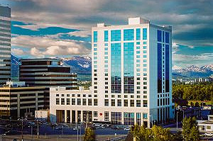 Lodging - Marriott Anchorage DowntownDiscounted Lodging Rates are Available through June 6th or until sold out