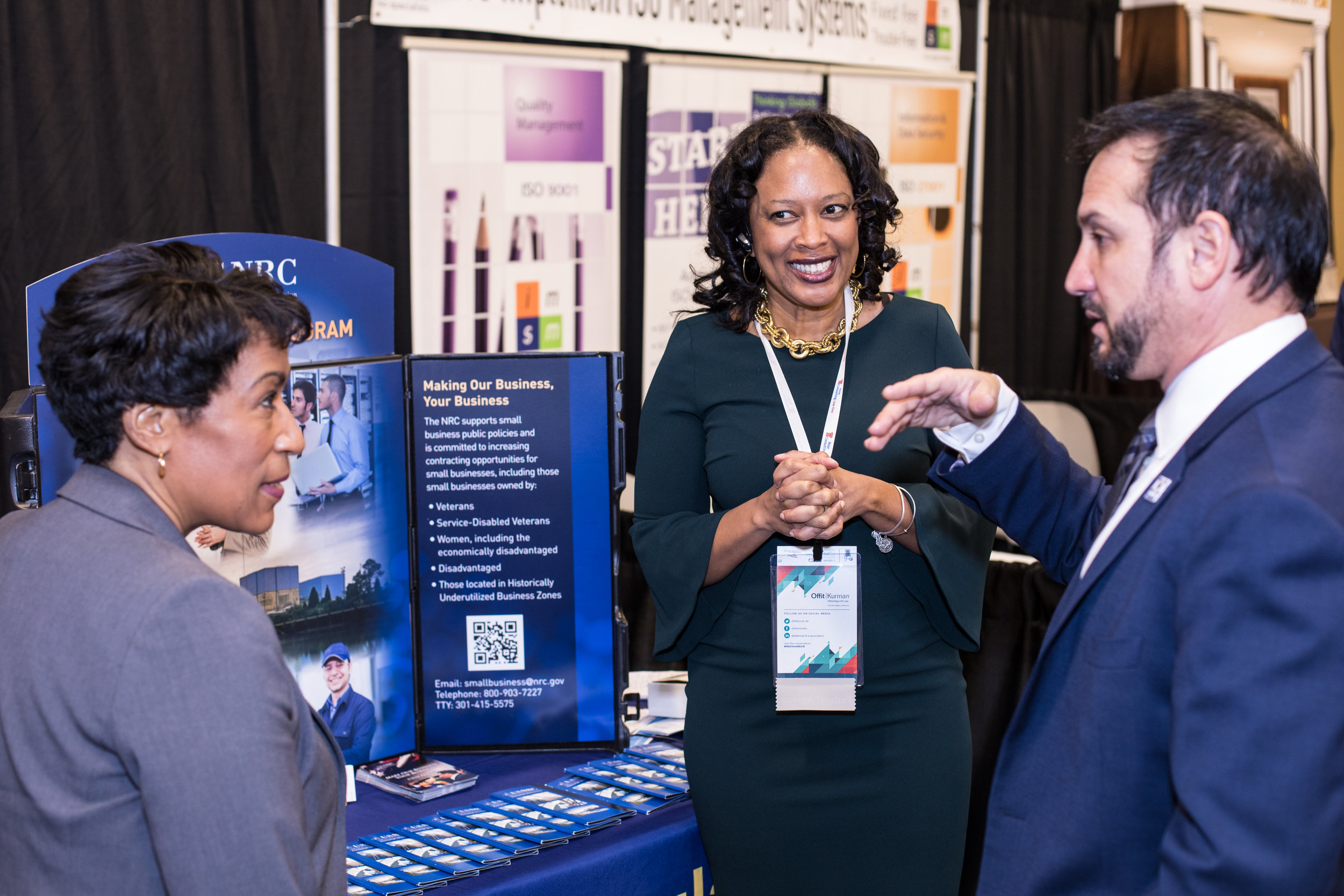 Exhibit - Showcase your business by exhibiting - Less than five spots remain so book today!