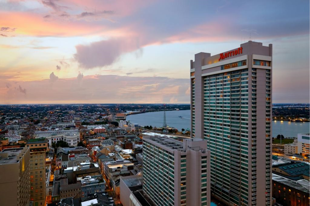 Lodging - The Conference is held at the New Orleans MarriottBook your discounted lodging today