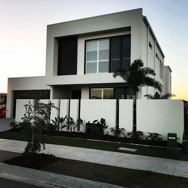 Newly Completed Brightwater Residence