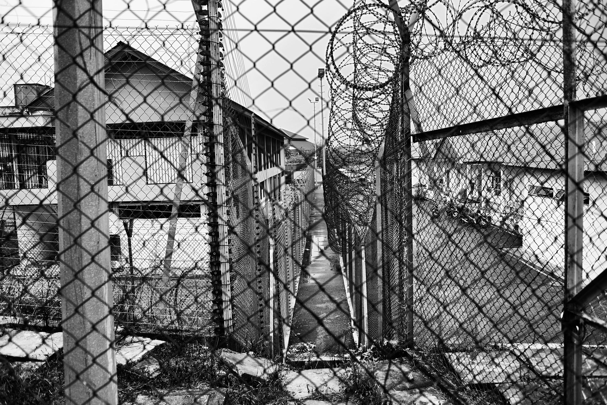 Semenyih Immigration Camp