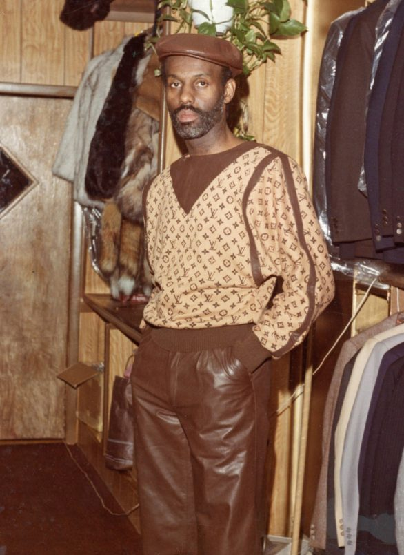 Dapper Dan in the 80s
