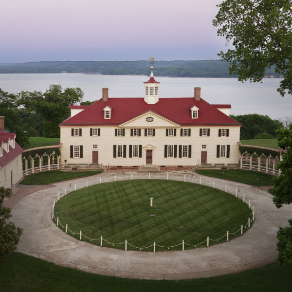 Washingtons Mount Vernon home in Fairfax County, Virginia, birthplace of Ona…