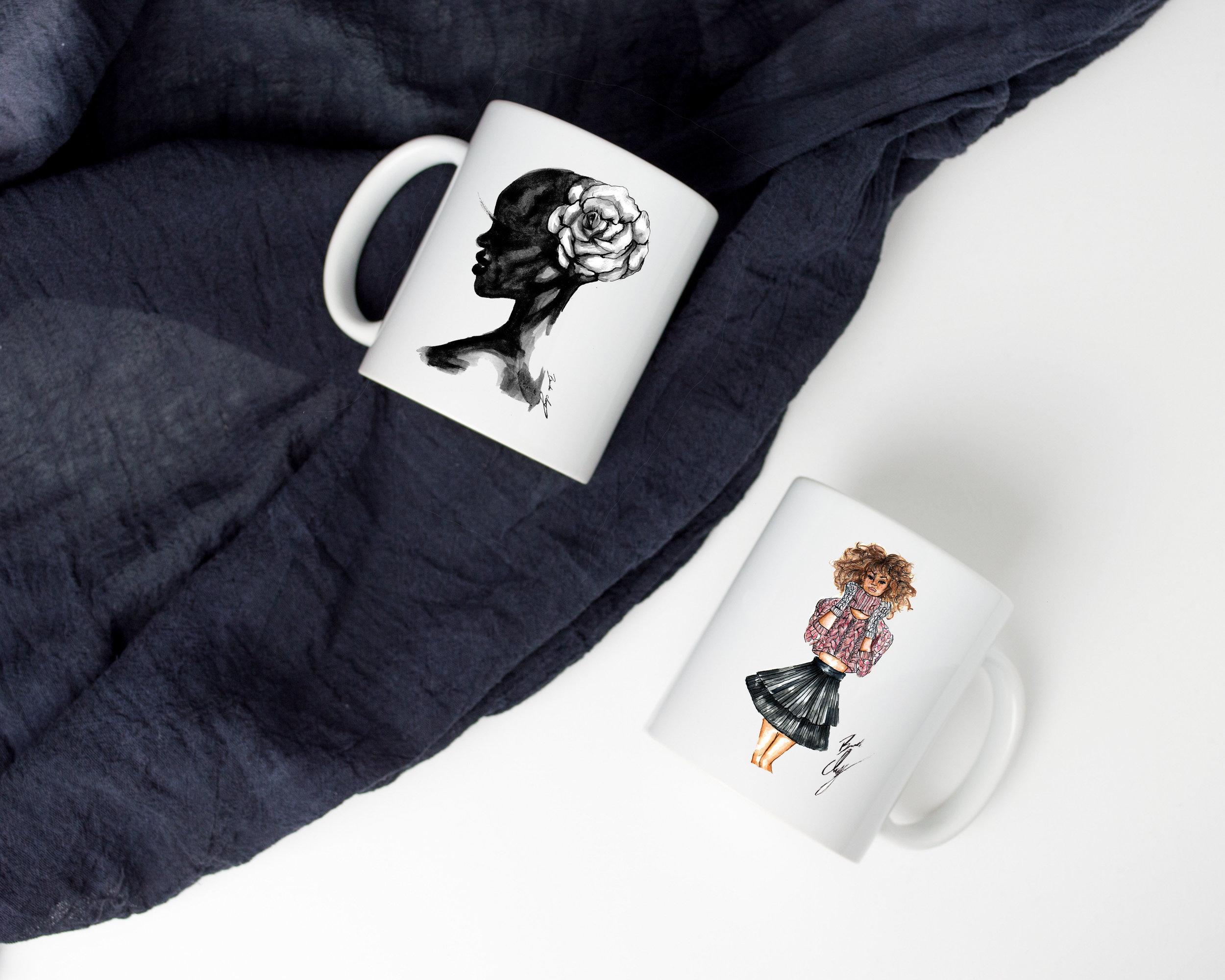 Coffee Mugs - Shop Chic Coffee Mugs and Travel Tumblers