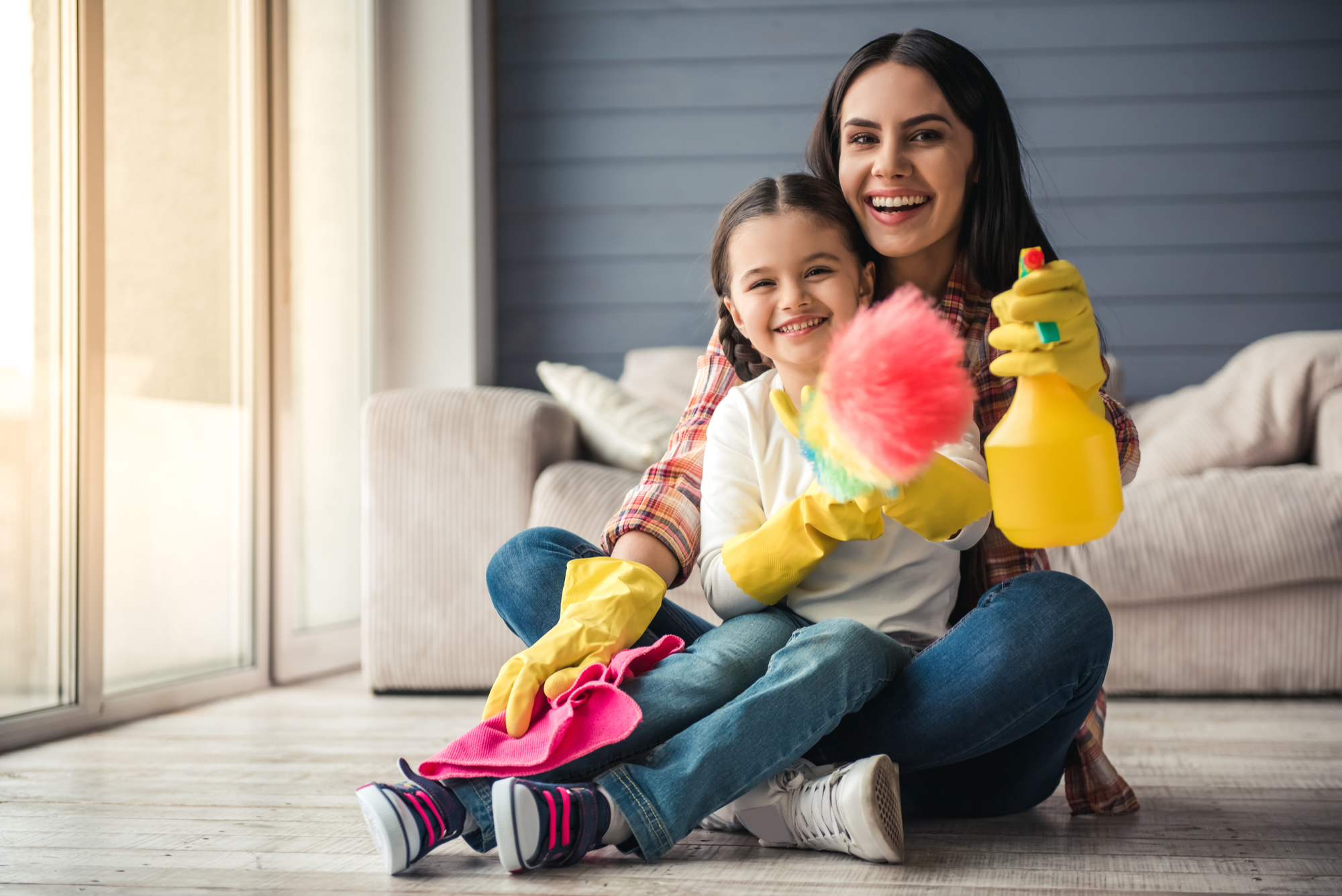How to keep home cleaning manageable