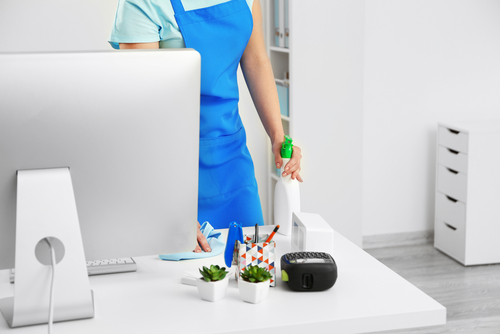 Small Business Cleaning Services -