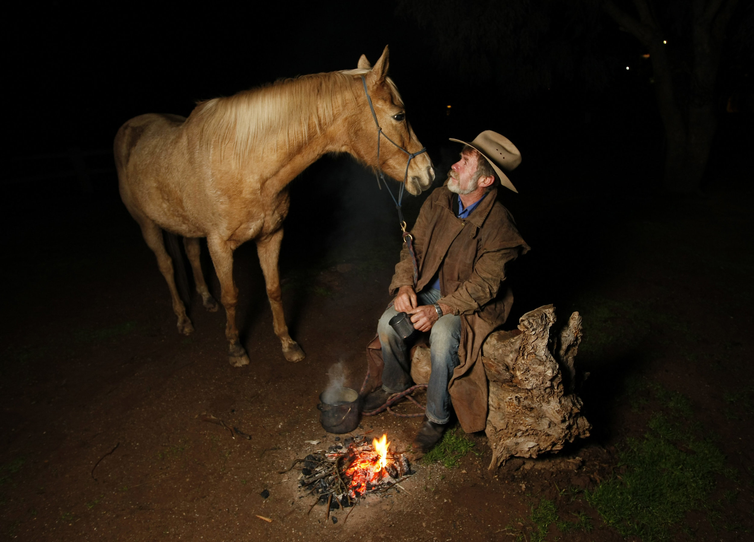 CHP_Export_9282873_Merrijig resident Chris Dunlop musters his horses in the high country near Ma.jpg