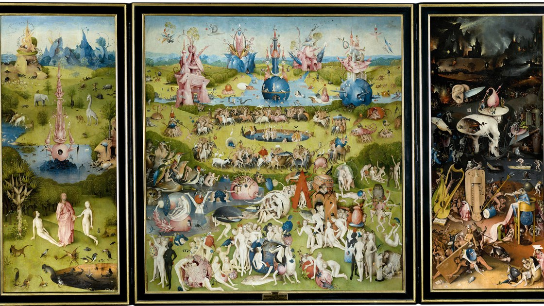 Garden of Earthly Delights, Bosch
