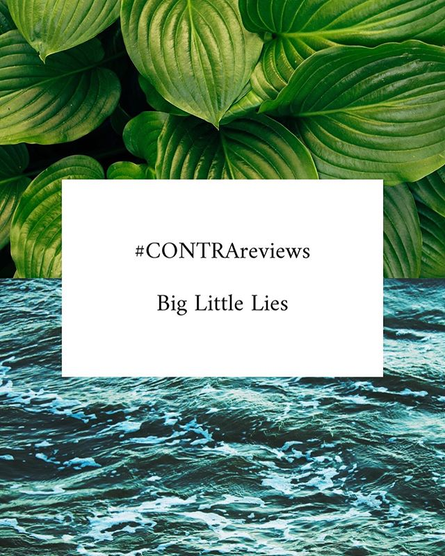 #CONTRAreviews Ok so, still reeling from that cliffhanger of a Season 2 Finale. What the bloody hell was that! . . . But on the whole, this show took story telling to a completely different level. @biglittlelies was able to understand in these times of content bingeing on streaming platforms, a good story, with a great cast will compensate for a slow story arc. In fact, it might even help that story arc barely moves, because the focus of writing is is the character developments and creating a narrative for pressing topics such a domestic abuse, anxiety amidst kids, environmental stress the generation holds, the stages of grieving, the manifestation of guilt, adultery, kids responding to trauma, women crucified for choosing to be wildly successful amidst many other micro narratives.  I've been a big fan of their writing.
