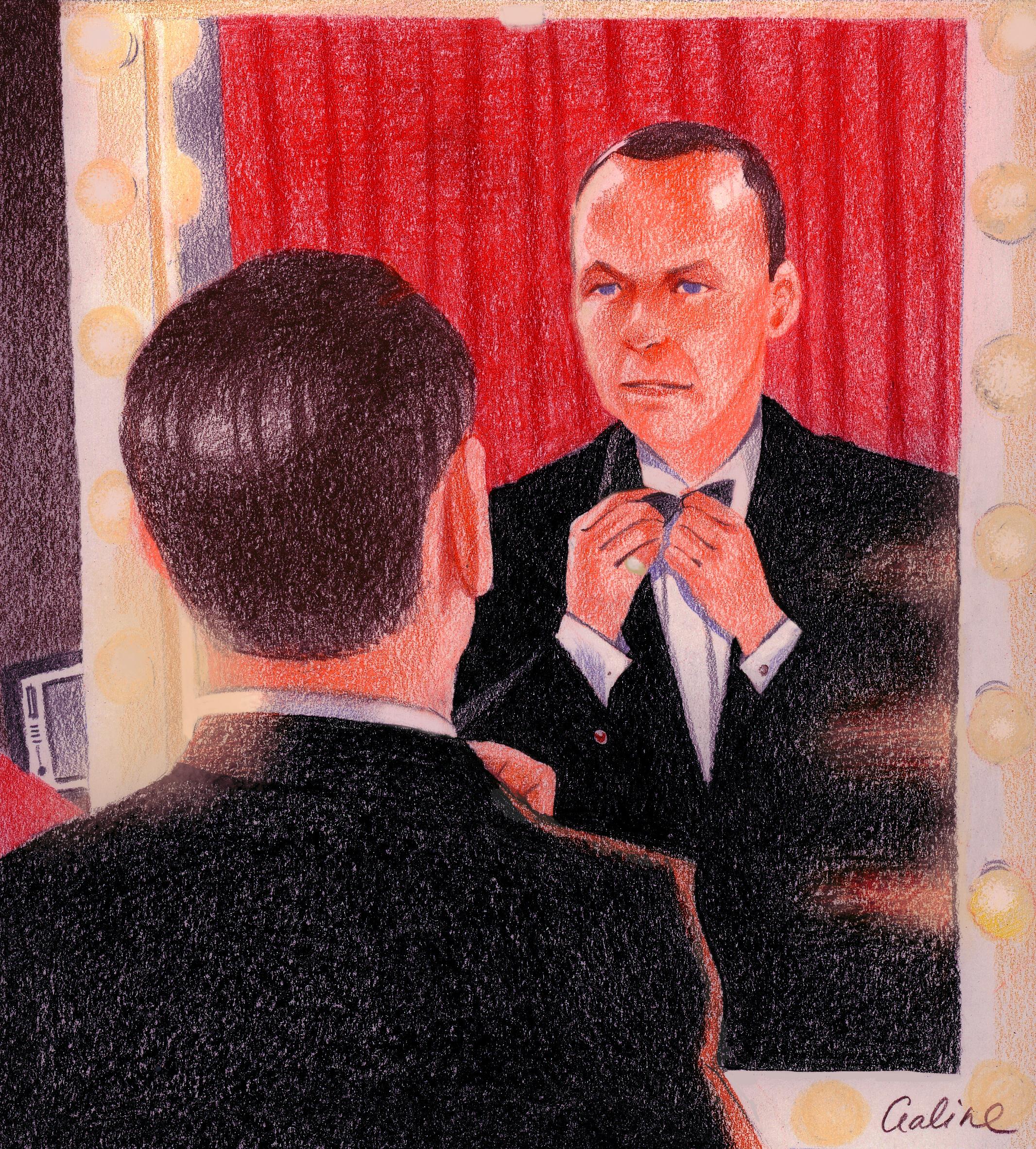 Frank Sinatra,, American Classics Series