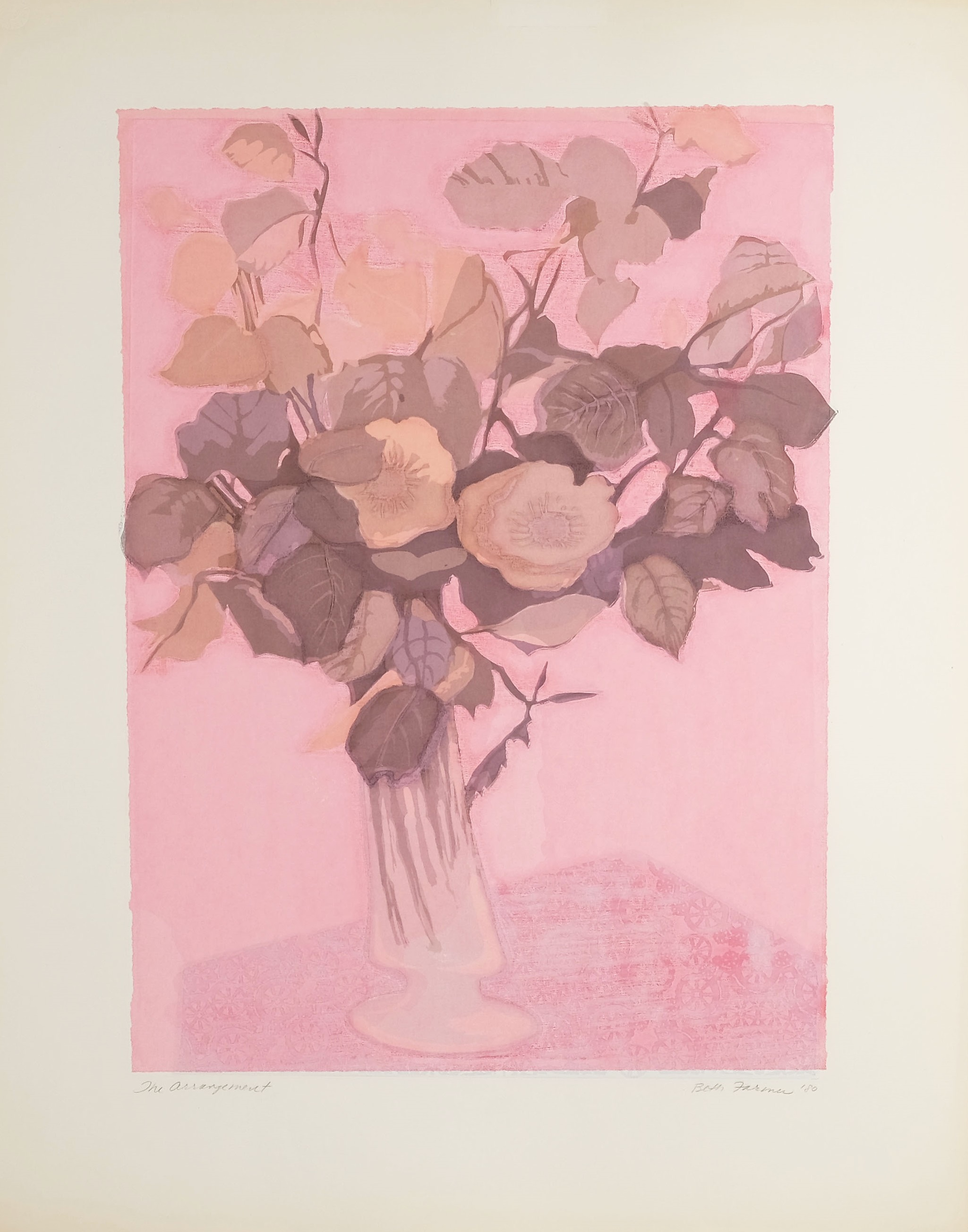 The Arrangement, Pink, $350