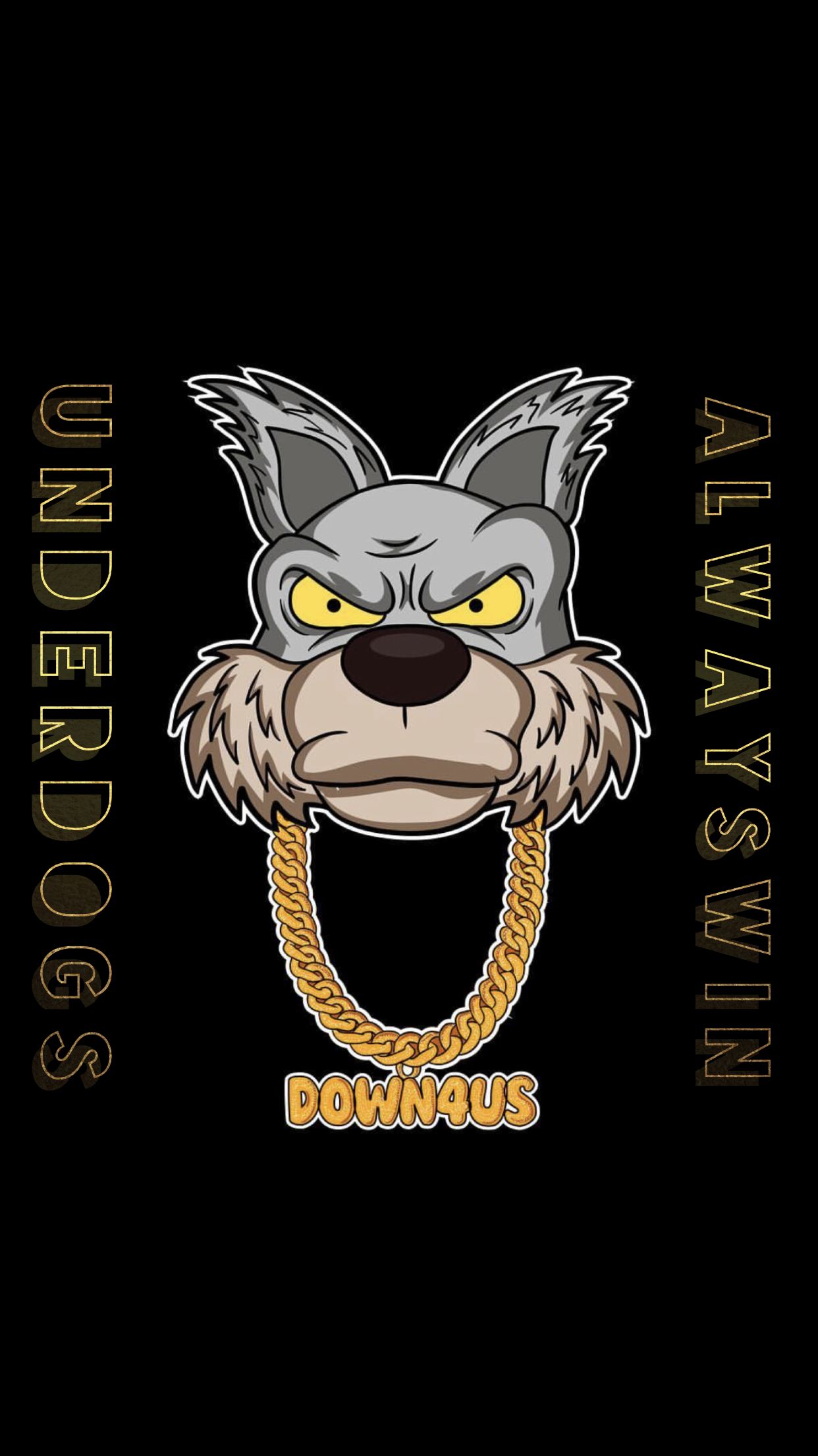 Underdogs always win 6 song Ep from The Down4us team Newest project of 2018 giving you summer vibes with a substance feat a song Places to be by Wordplay & Iamsu soon to be a summer hit . This whole project gives you lyrics and Head nods Enjoy