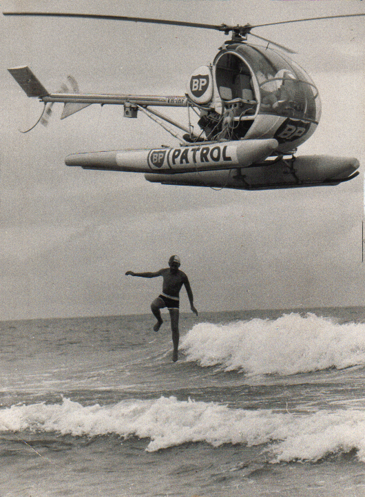 Chopper Jump - 1973