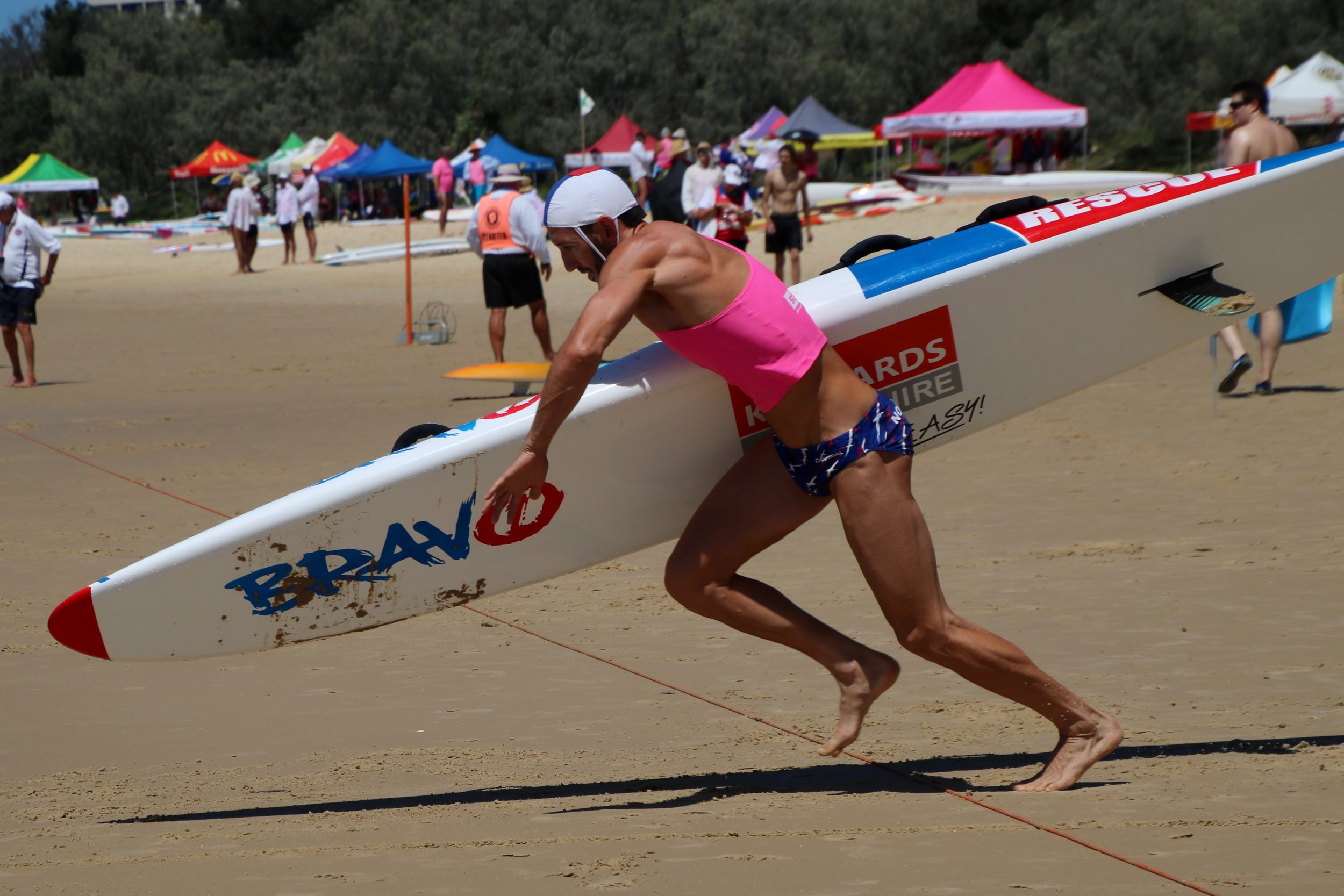 Surf Sports - At Nobby's Beach SLSC, we have a specialised coaching team that provides opportunities for members stay fit, active and promote healthy habits across a range of surf sports disciplines.