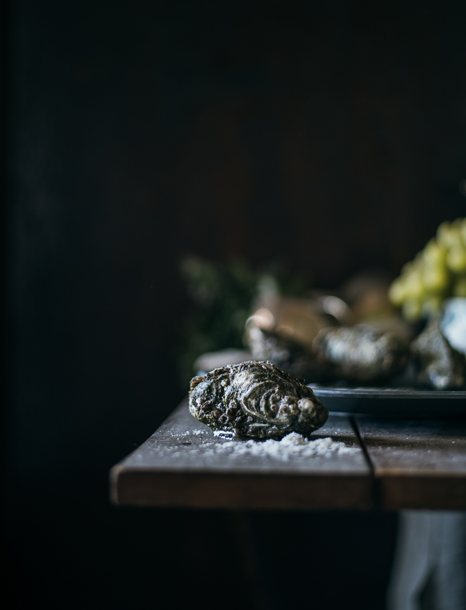 The beauty of the oyster