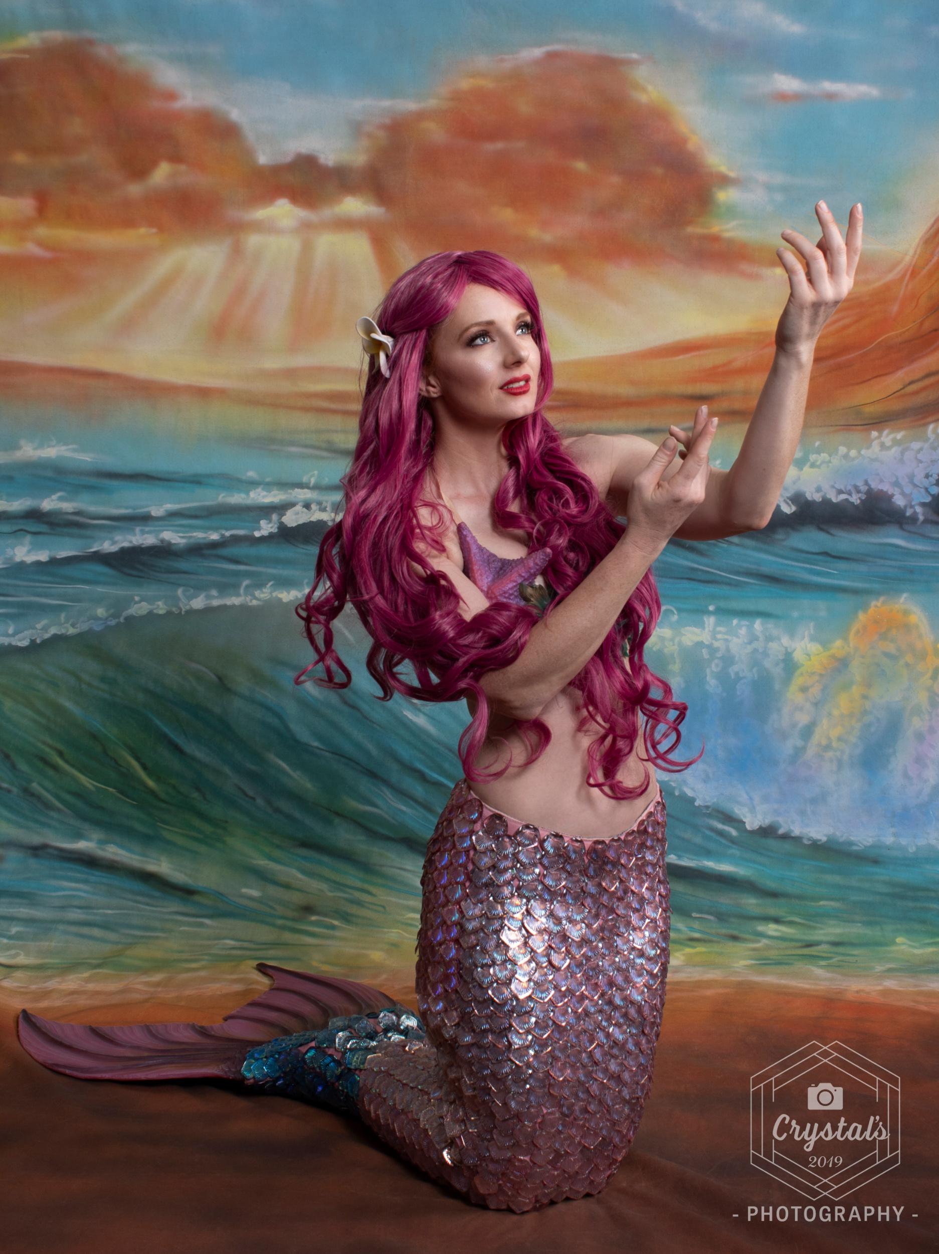 Mermaids! — Olguin Scene