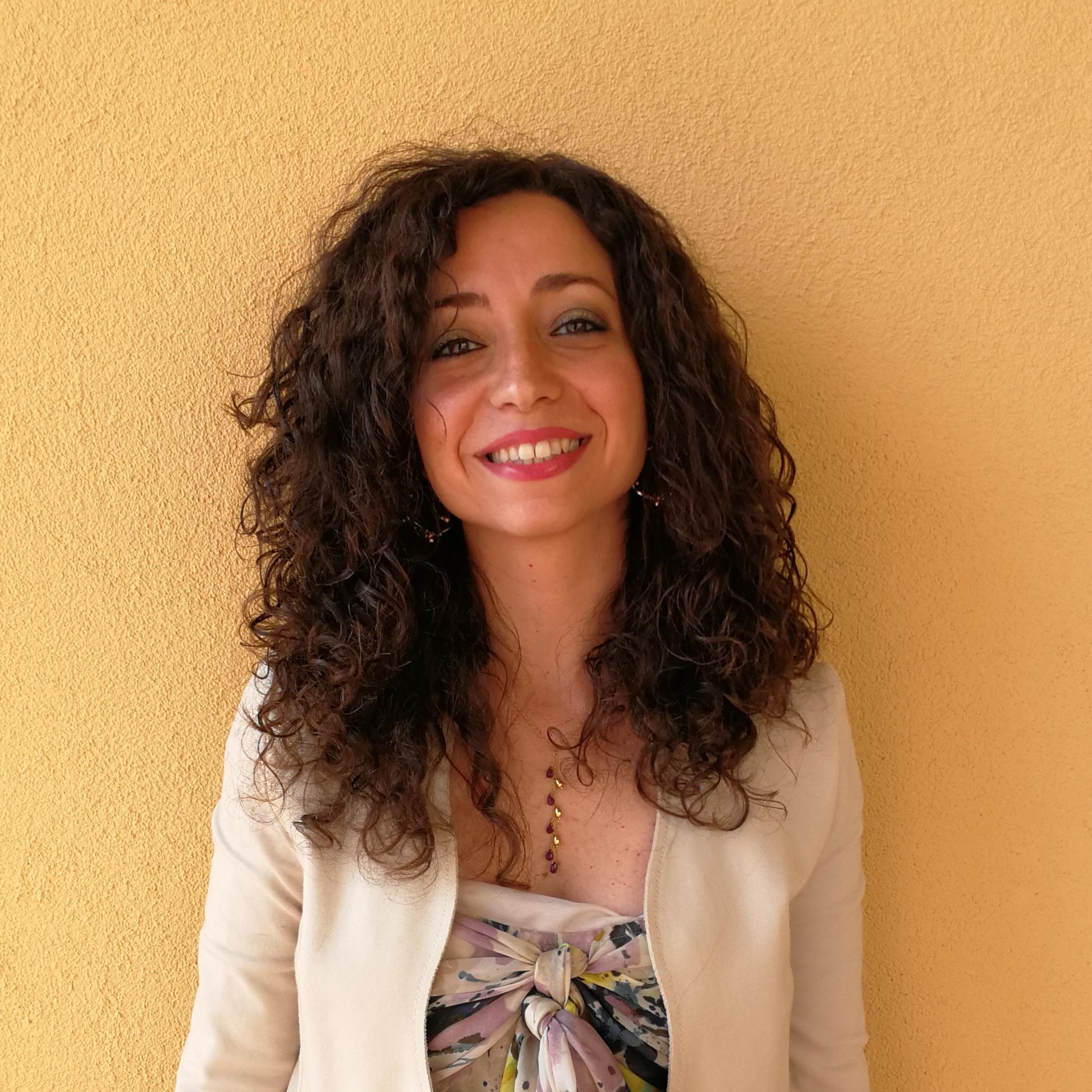 Elisabetta Bracci  (speaker durante il BluPeak Thinking di BPE 2019)