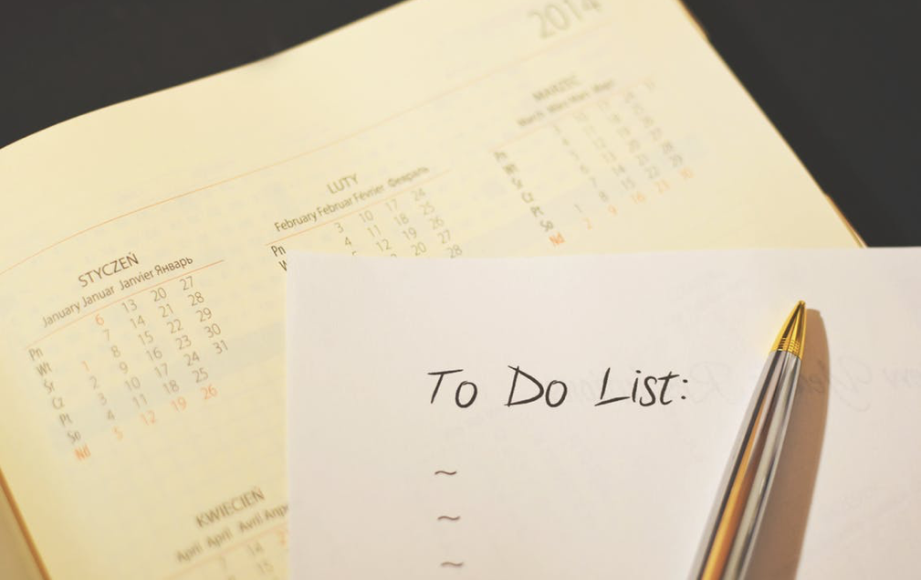 Go through your check list for the board meeting and make sure you keep your board members informed and engaged.