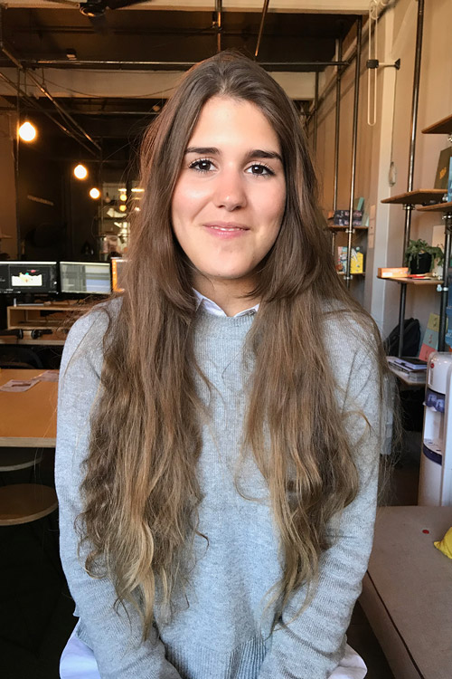 Andrea from Belgium/Spain