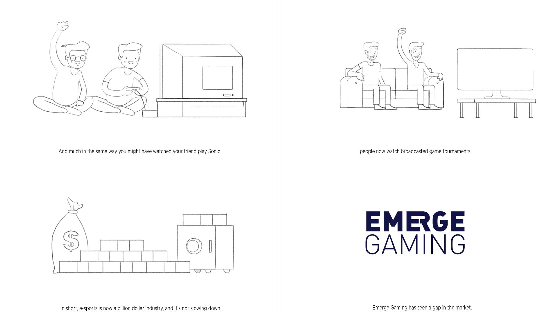 Emerge Gaming Studio Bolland
