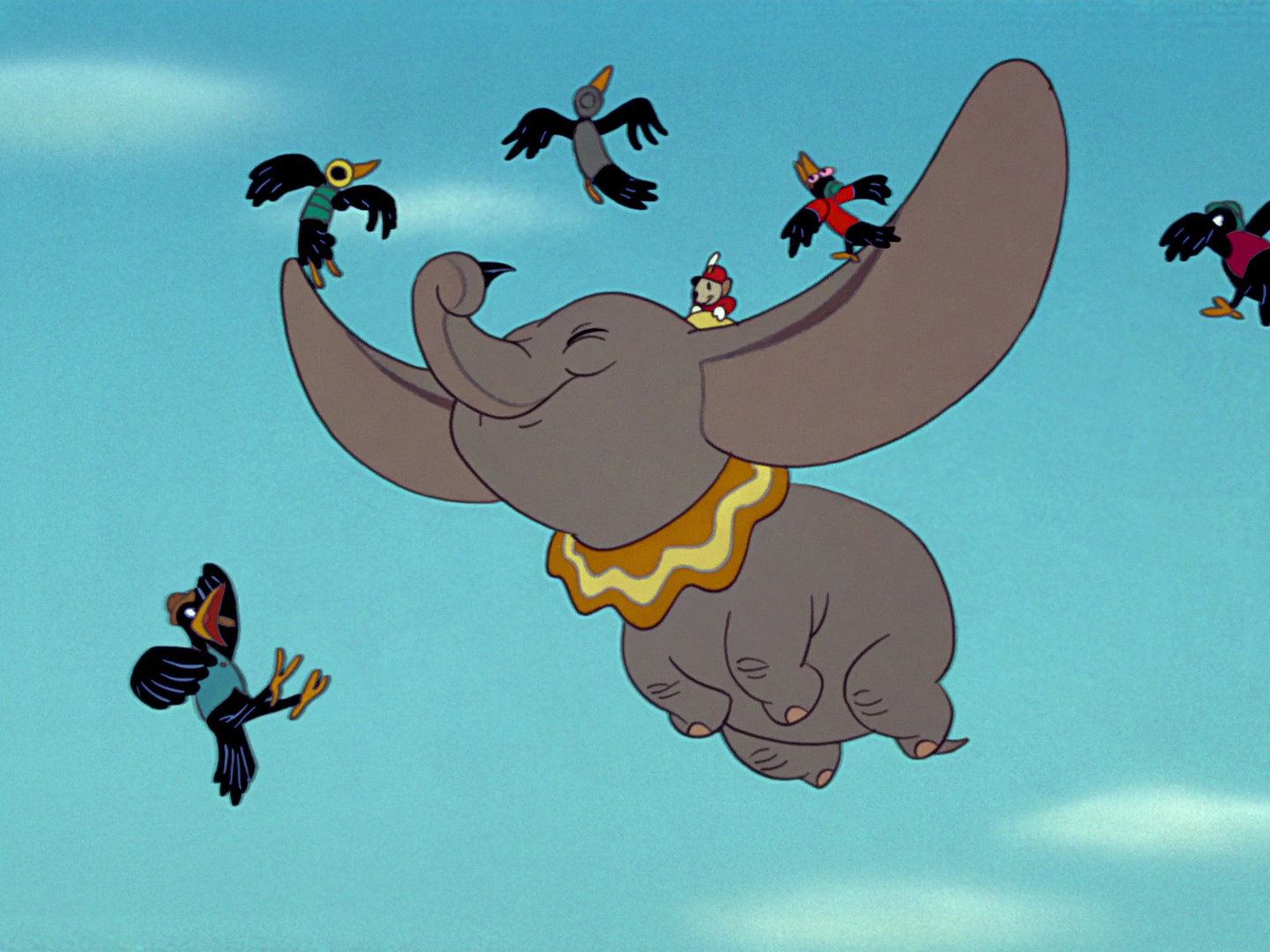 Episode 4: Dumbo - With Special Guest Victoria Reynolds Farmer