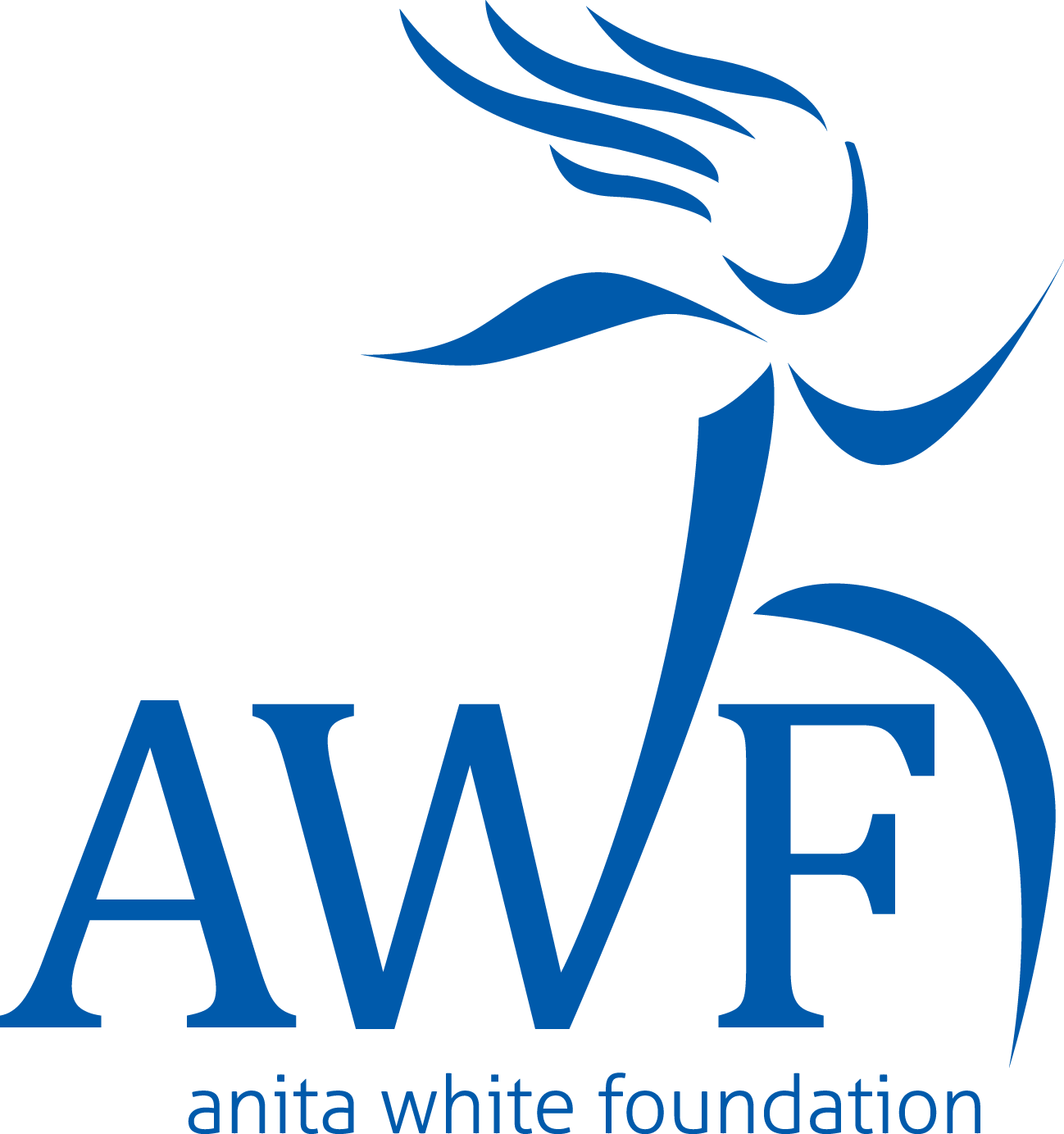 Anita White Foundation logo