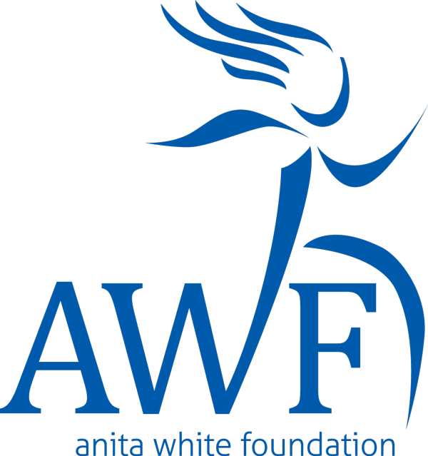 Anita White Foundation logo