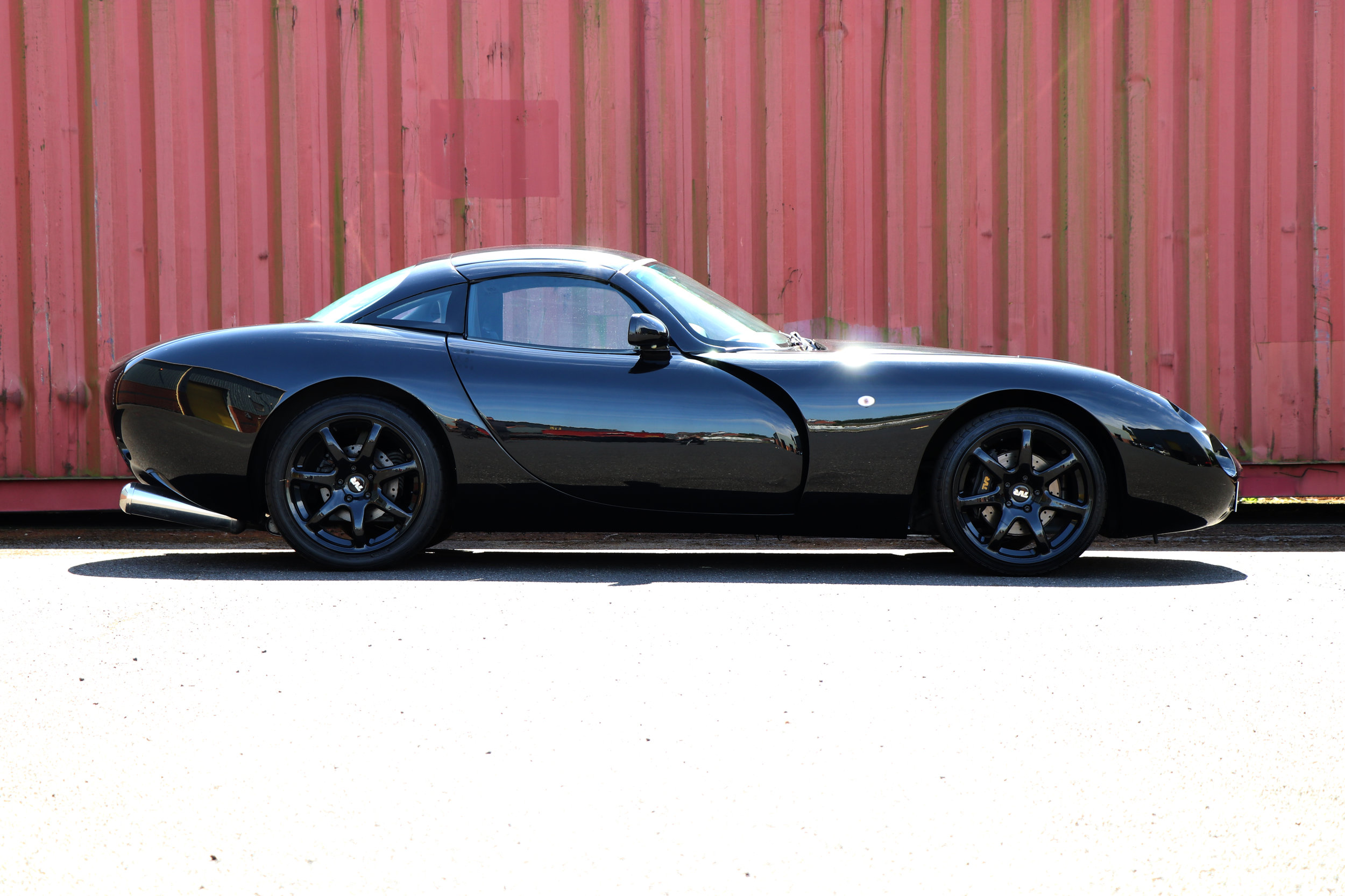 Fully restored 2000 TVR Tuscan for sale at Three Point four
