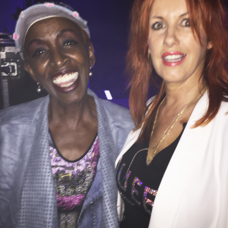 With Gorgoeous Madeline Bell.jpg