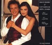 David Essex and Catherine Zeta Jones