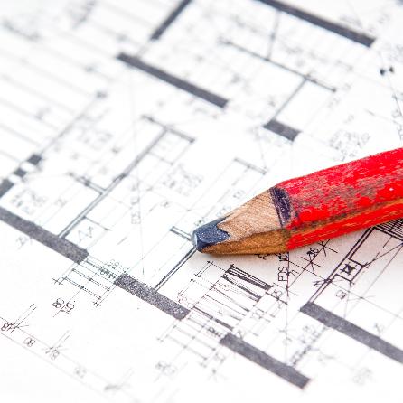 Space planning & interior design -