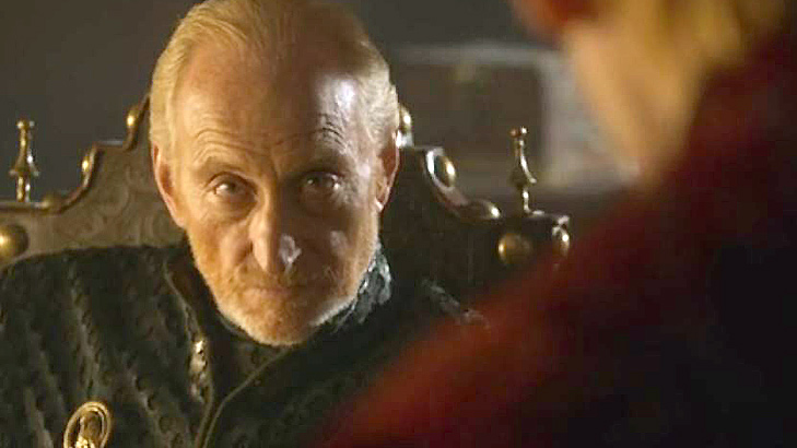 OK, OK, OK, FINE TYWIN. I will, I will, I'll watch. Just don't look at me. STOP LOOKING AT ME! ARGHGHGHHHH!