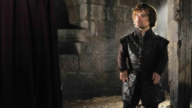 Peter Dinklage was in superb form expressing Tyrion Lannister's disgust and rage at being falsely accused of murdering his nephew, King Joffrey.