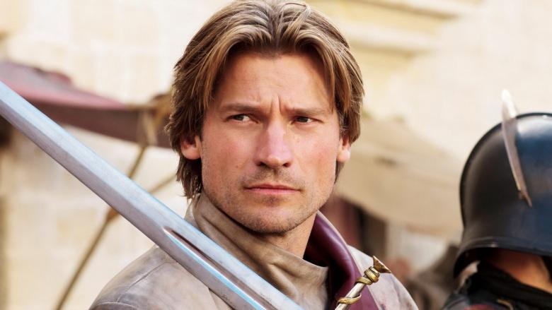Nikolaj Coster-Waldau Jaime Lannister.