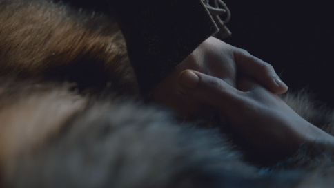 Find someone who holds your hand like Jon holds Dany's. Preferably someone not related to you by blood.