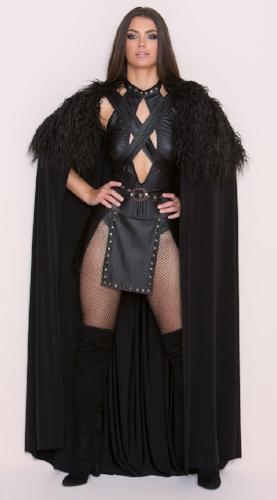 "Because of Halloween, please enjoy this legit      ""Sexy Jon Snow"" costume     ."