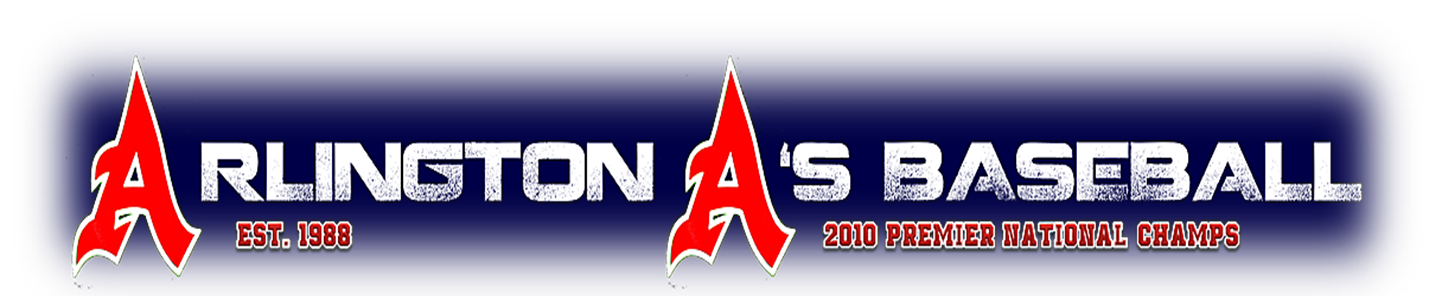Arlington As Baseball Logo.png