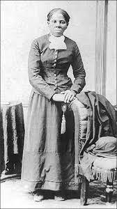 Harriet Tubman led hundreds of enslaved men, women, children to freedom.