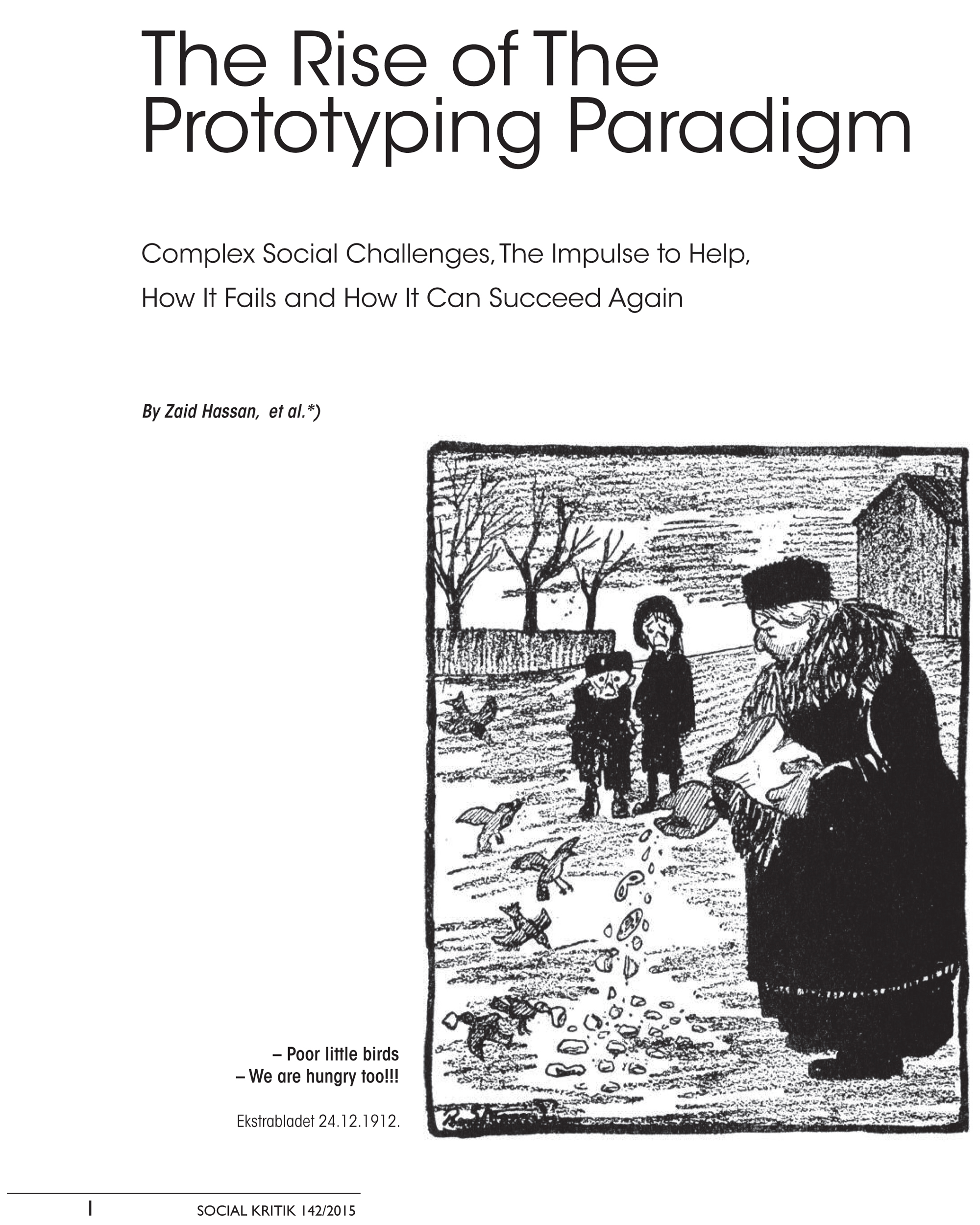 the rise of the prototyping paradigm | journal publication