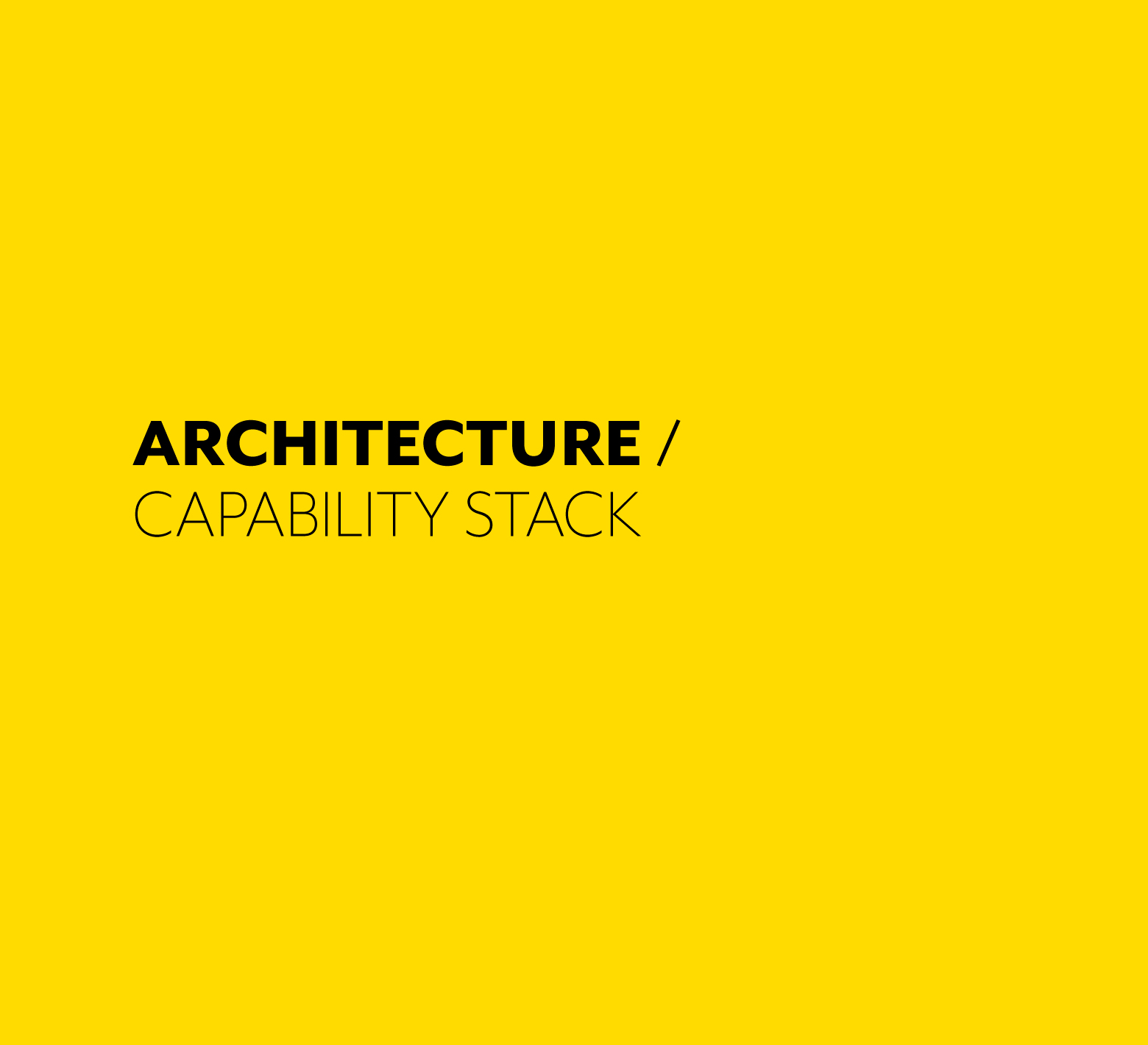 navigate by stack