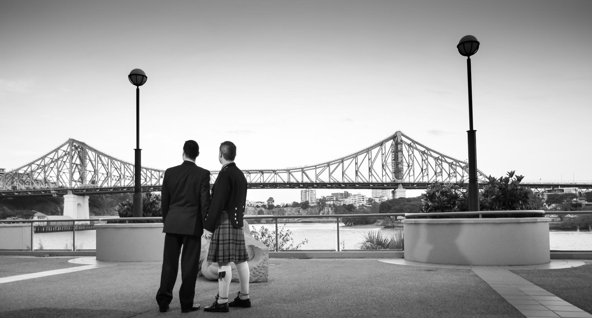 Brad & Andy - Brisbane Queensland