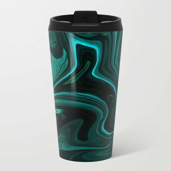 METAL TRAVEL MUG