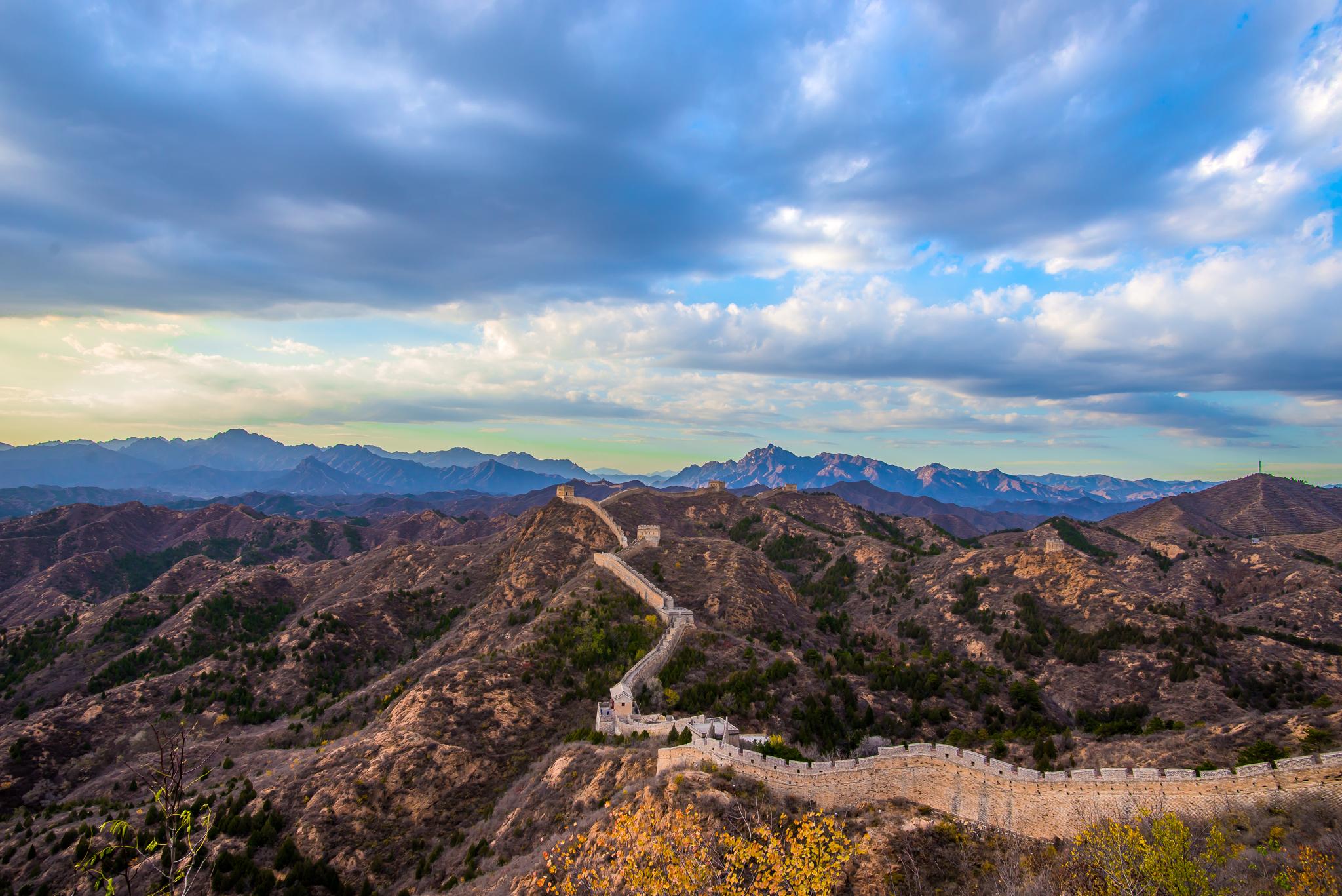 Mutianya Great Wall