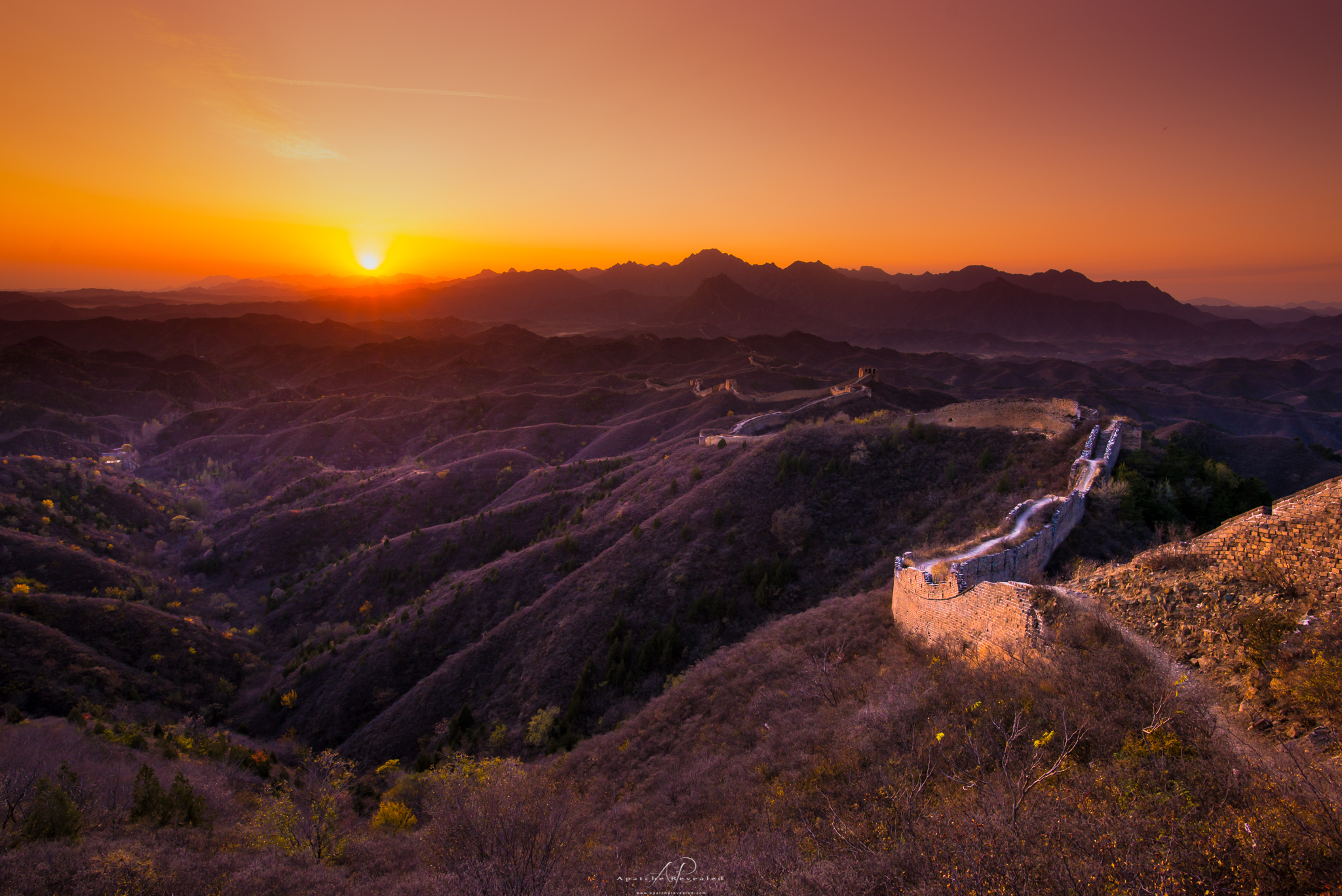 Great Wall sunset.jpg
